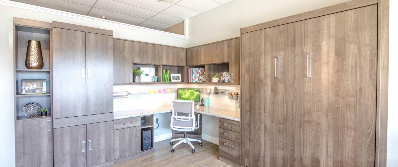 Greyish Brown Office Organization