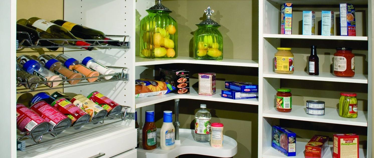 Pantry After Organization